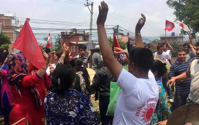 भक्तपुरमा 'घाम लाग्यो घमाइलो' : सूर्यविनायक नगरपालिकामा नेकपा एमाले विजयी !