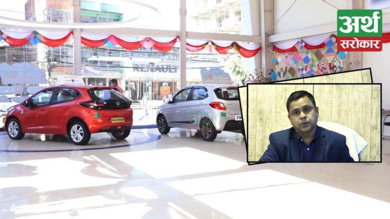 दशैंका बेला राहत पाउँदा खुशी भए अटो व्यवसायी, भन्छन् 'अब सुरक्षित भएर व्यवसाय गर्ने वातावरण मिलाईदेउ' (भिडियो)