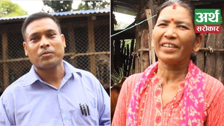 मोबाइल एपबाट १ करोड बराबरको बाख्रा बिक्री वितरण, किसानहरुले पाए विचौलियाबाट छुटकारा (भिडियो रिपोर्ट)