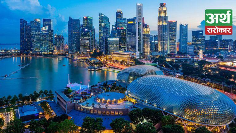 सिंगापुरले चिनियाँ भ्याक्सीनलाई मान्यता नदिने, राष्ट्रिय खोप गणनामा पनि समावेश नगरिने
