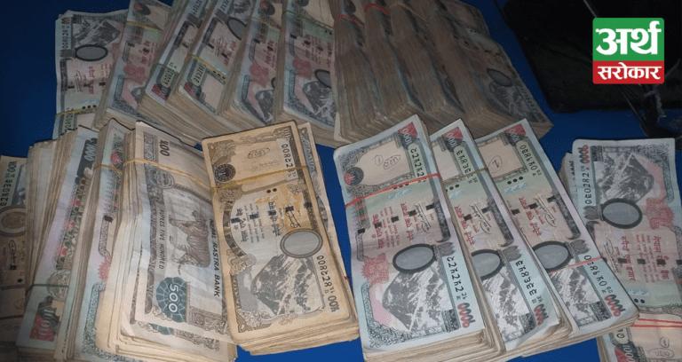 वडा सचिवको कोठाबाट सामाजिक सुरक्षा भत्तावापतको ३९ लाख रुपैयाँ चोरी